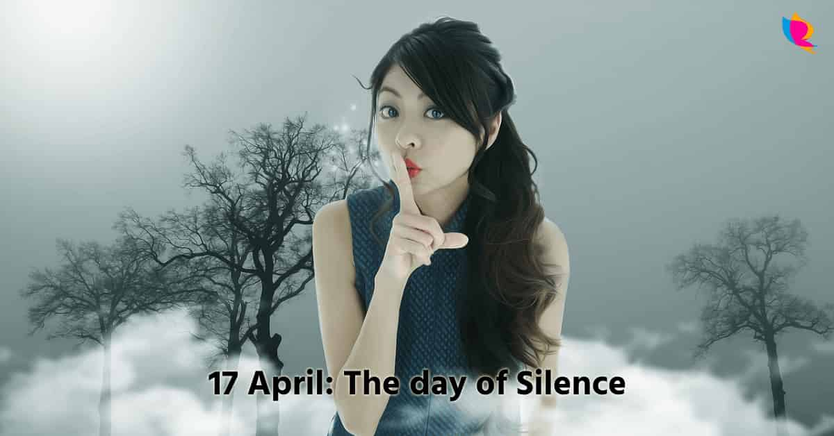 The day of silence