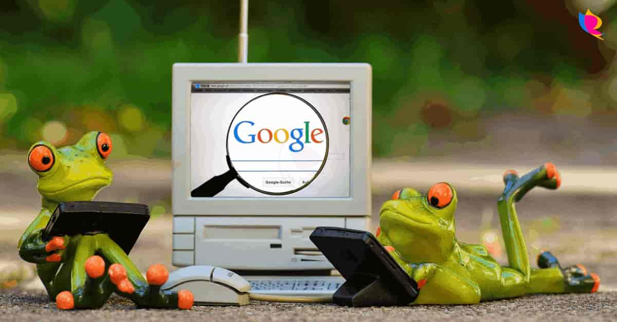 How google keeps info