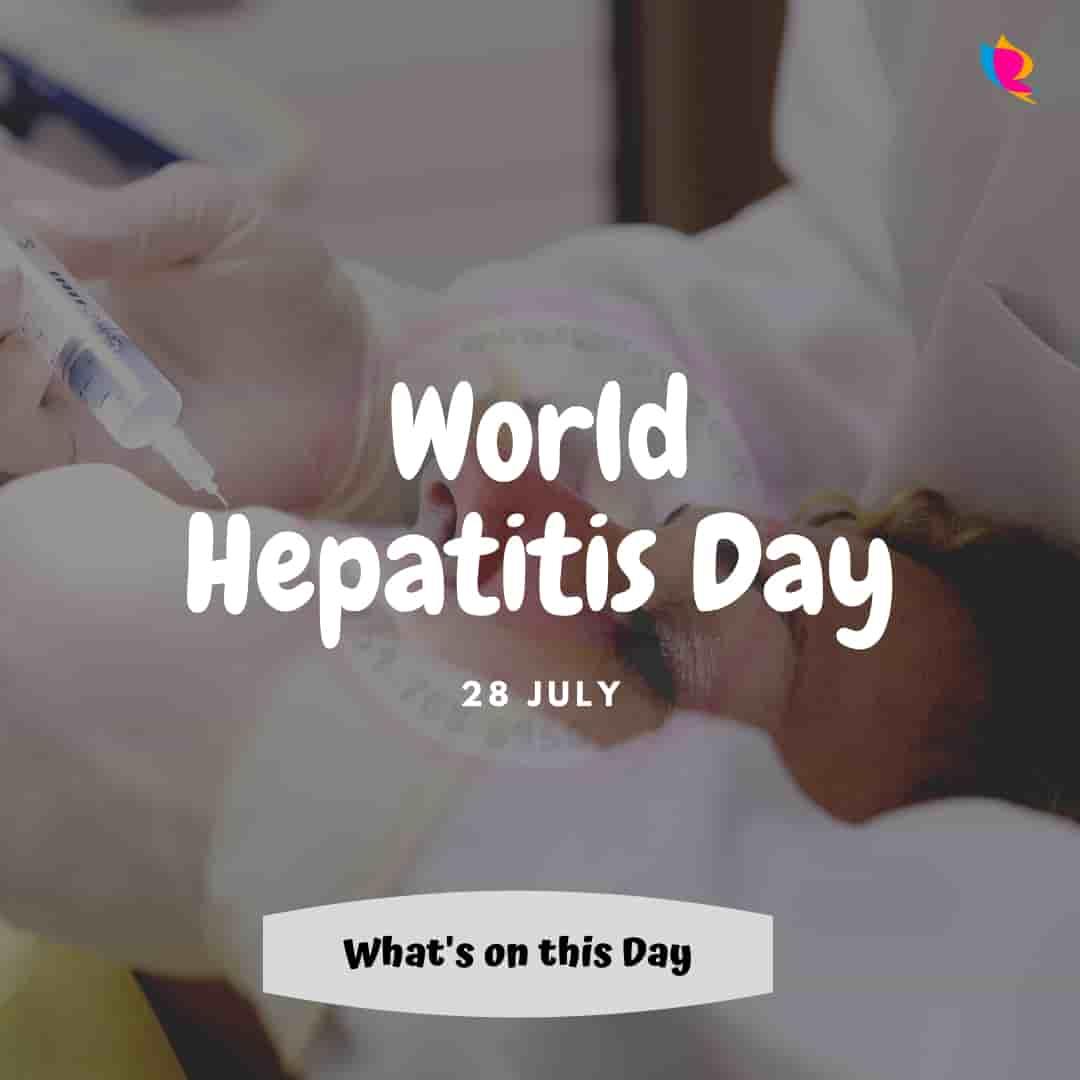 world hepatitis divas