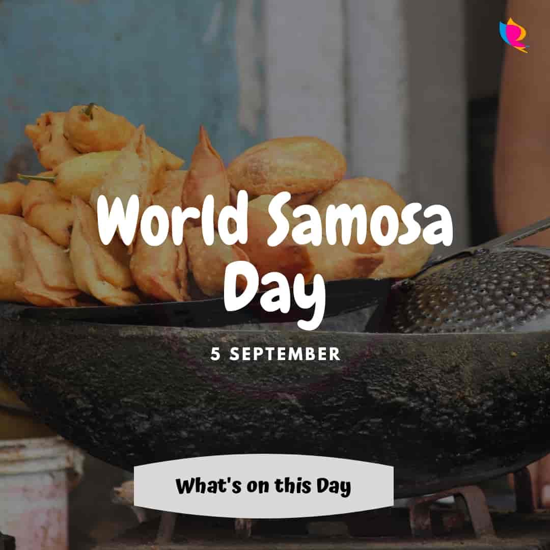 world samosa diwas