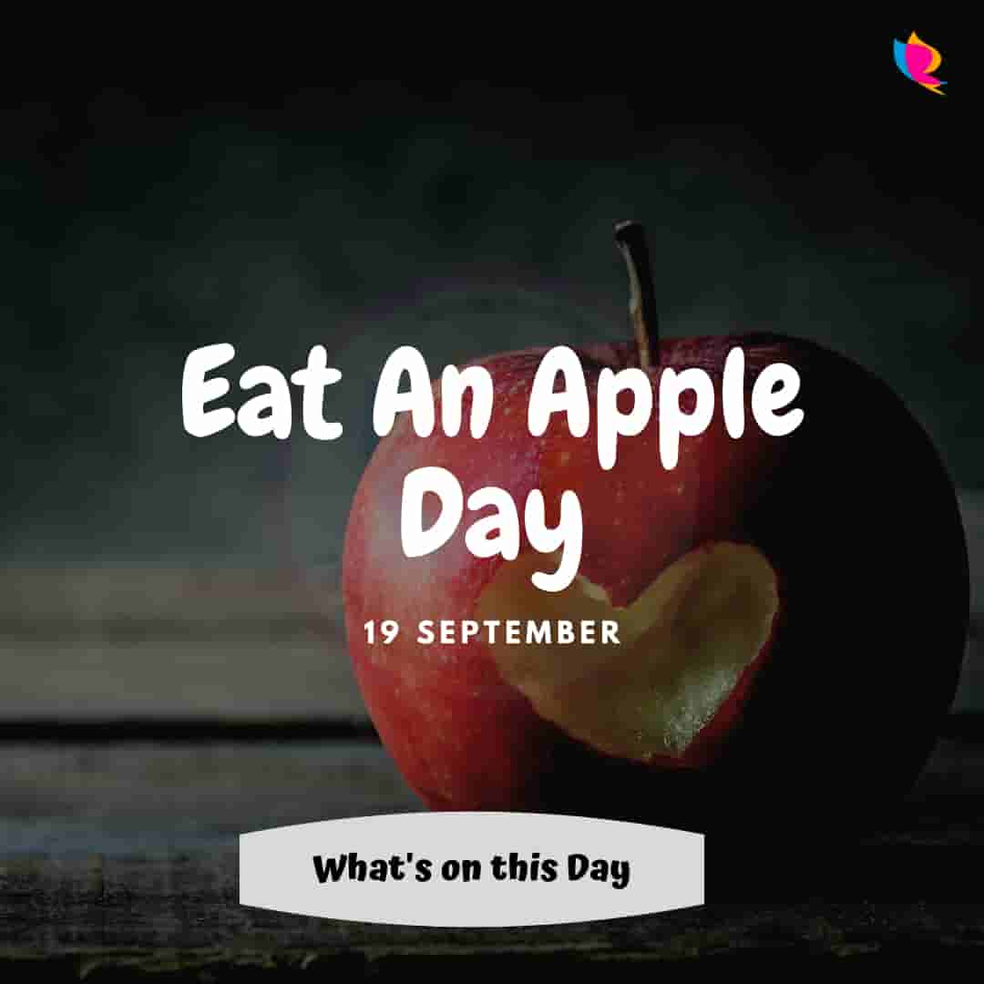eat an apple a day