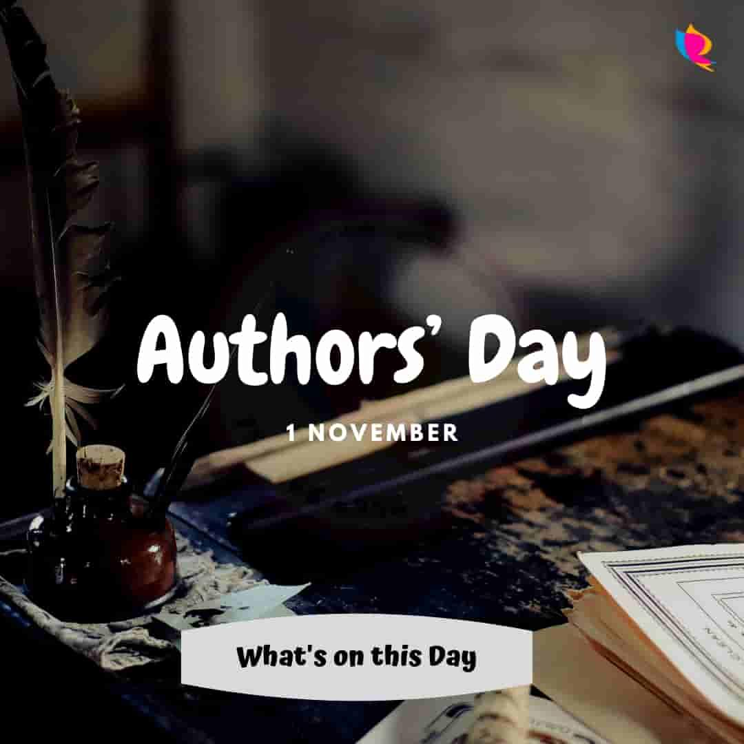author's day