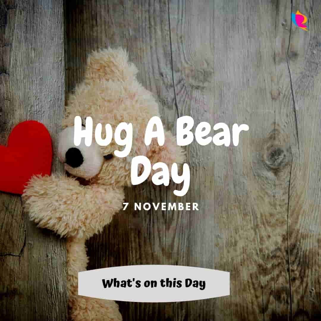 7. hug_a_teddy_bear_day