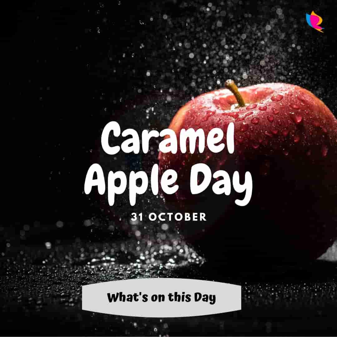 caramel apple day