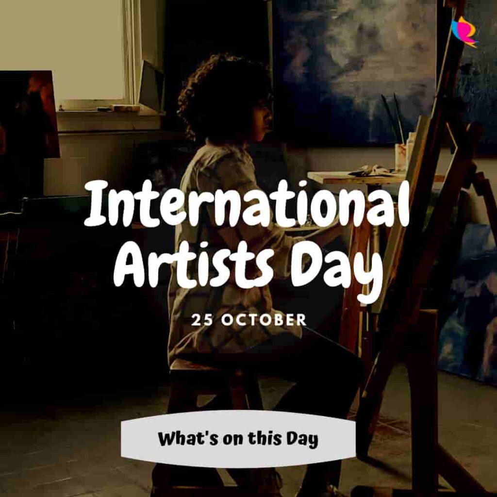 international artists day