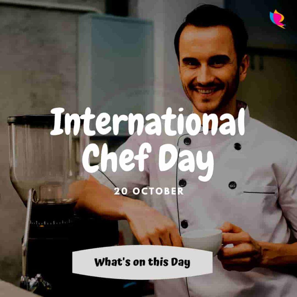 international chef day