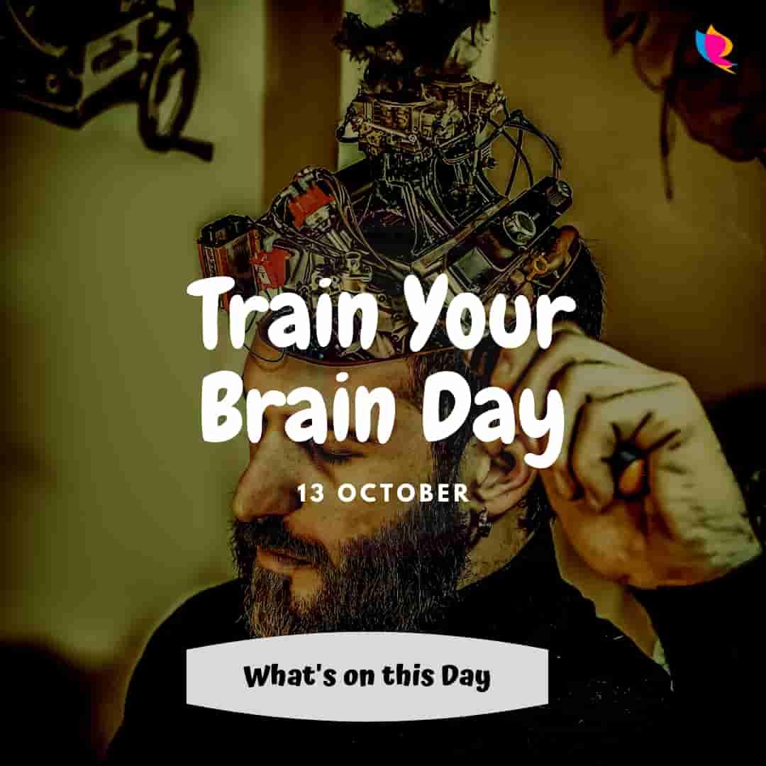 train your brain day