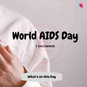 1 World AIDS Day