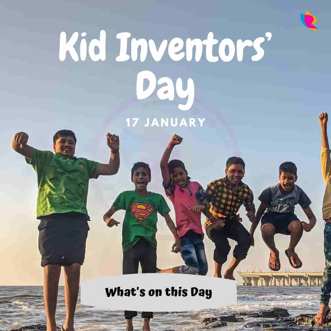 kid inventors day