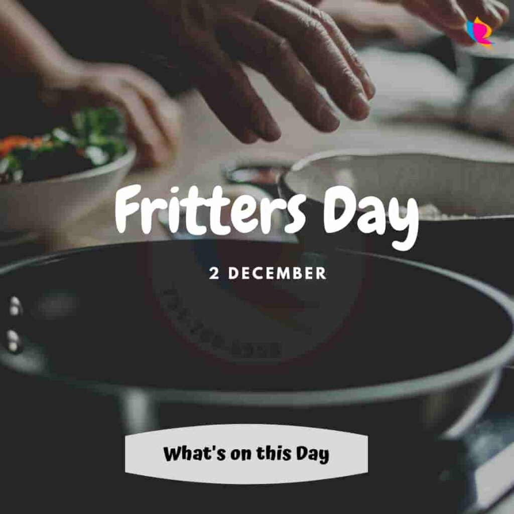 2 Fritters Day