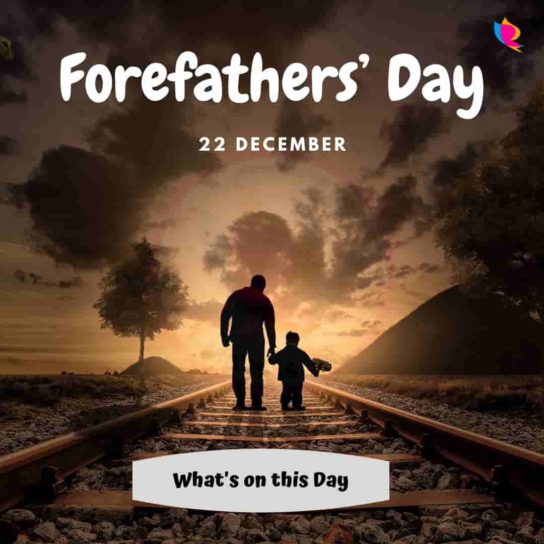 Forefathers day