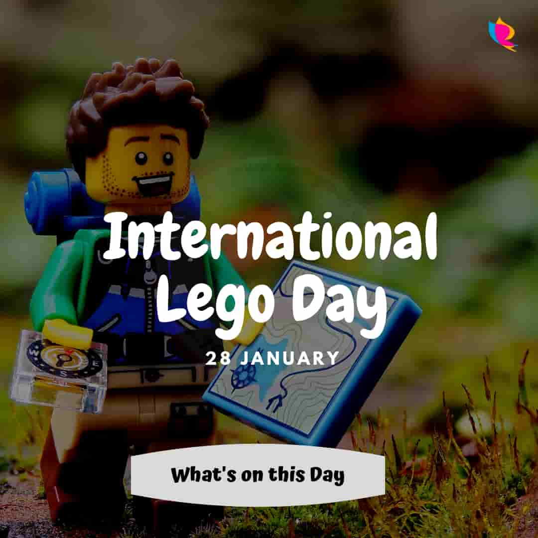international lego day
