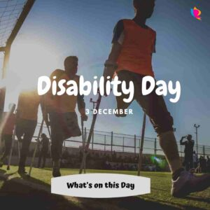 3 Disability Day