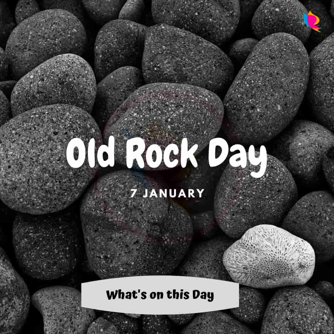 old rock day