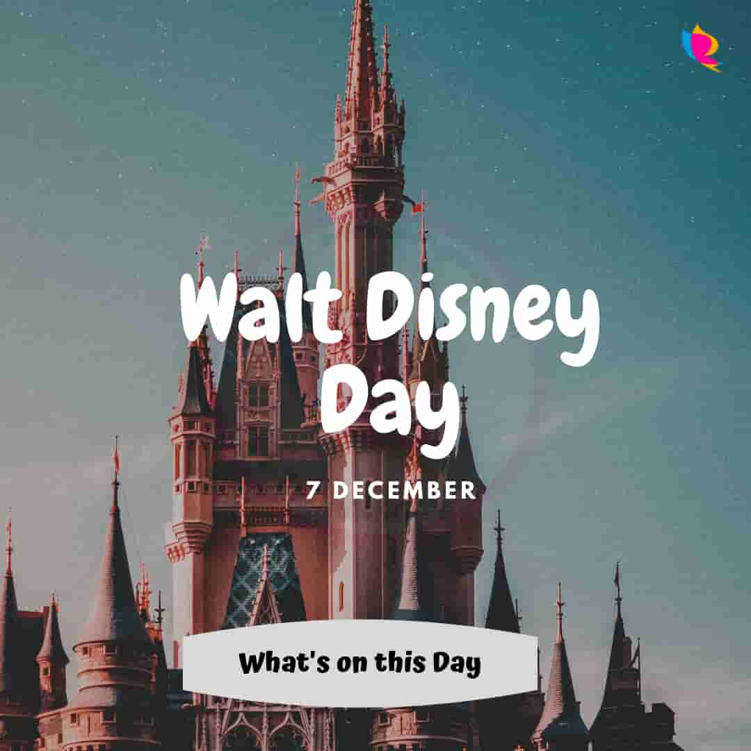 7 Walt Disney Day
