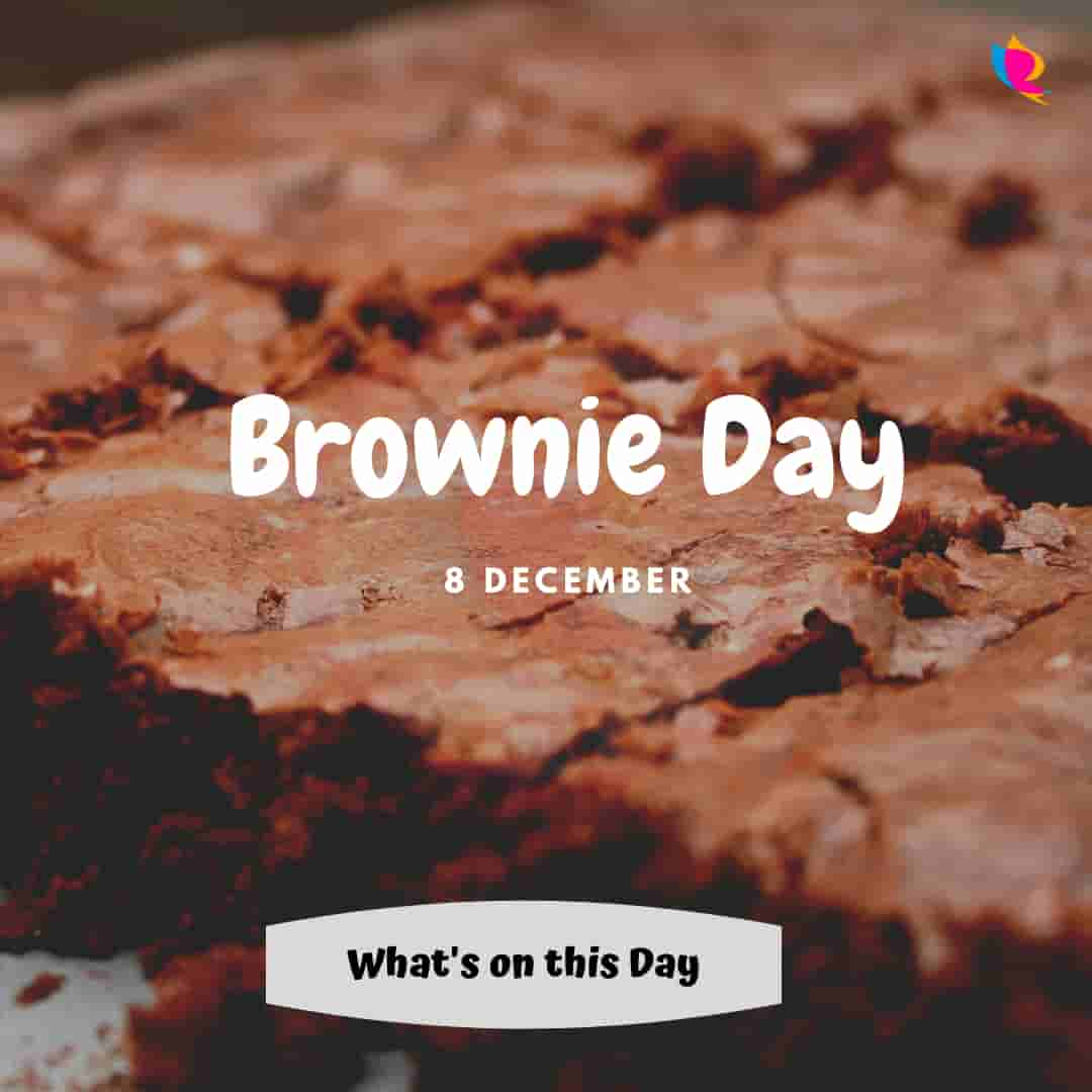 8 Brownie Day