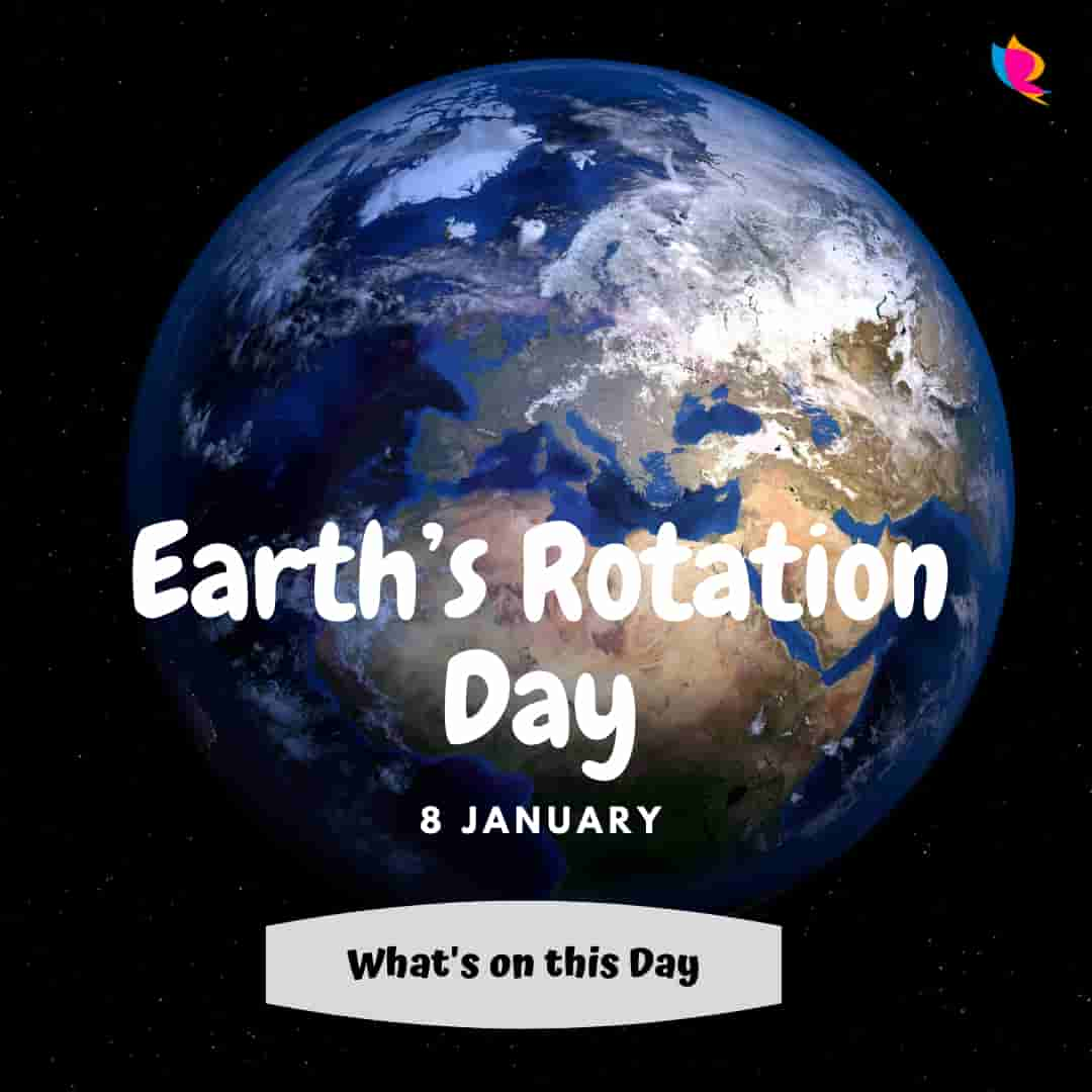 earth's rotation day