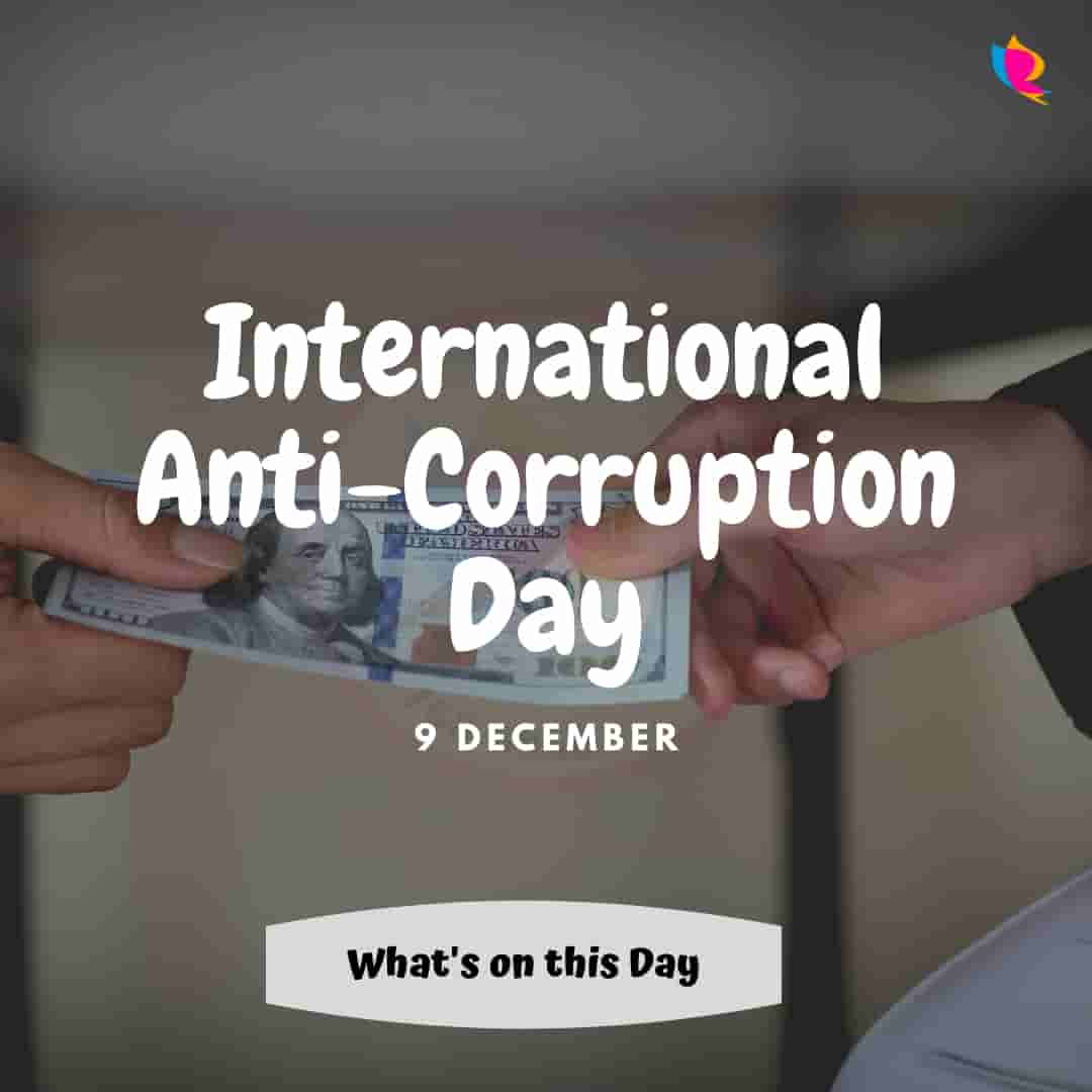 9 International Anti-Corruption Day