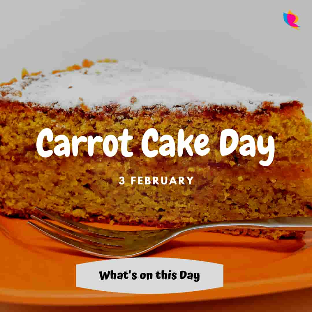 carrot cake day