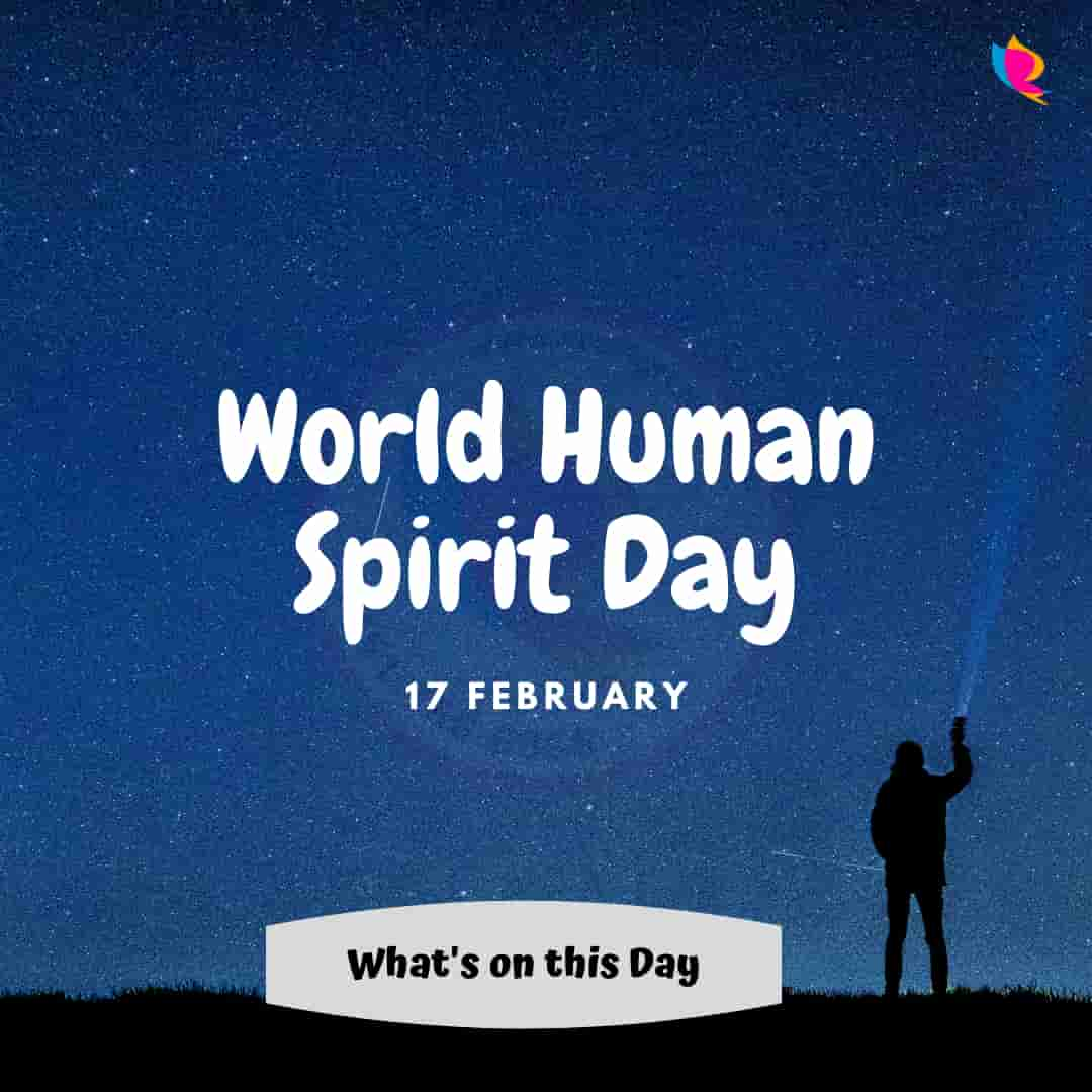 world human spirit day