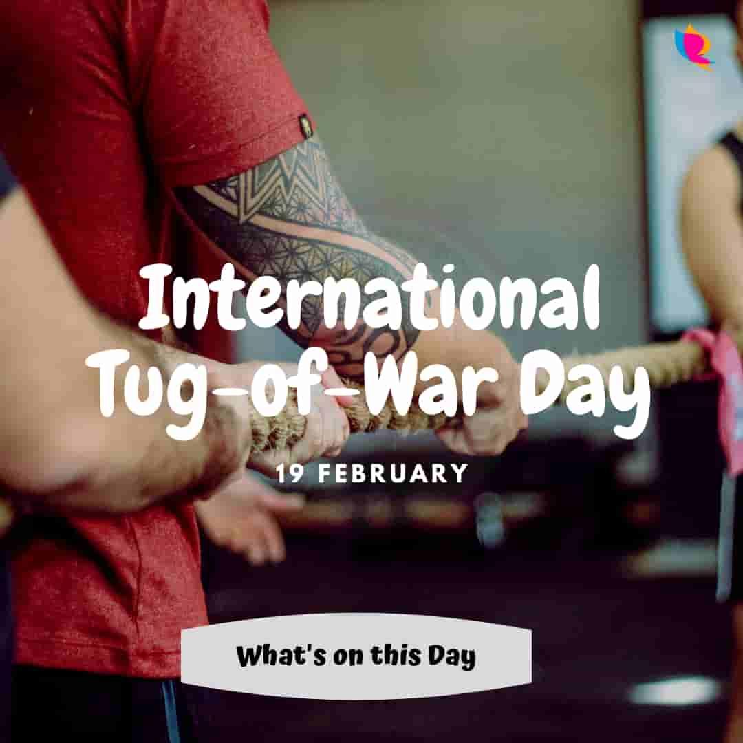 international tug-of-war day