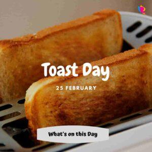 toast day