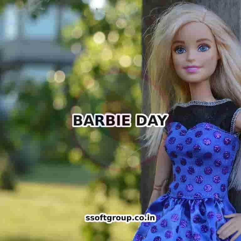 Barbie-day