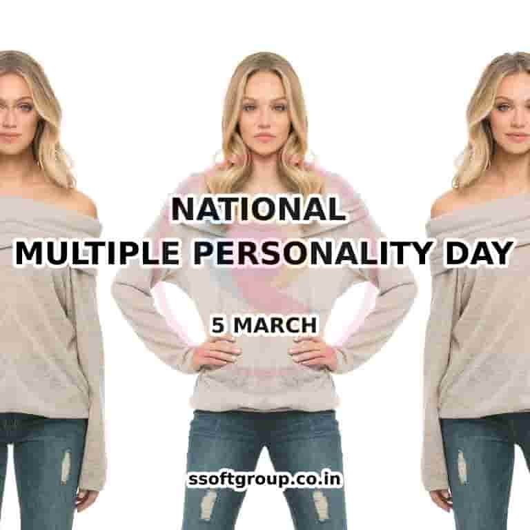 National-Multiple-Personality-day