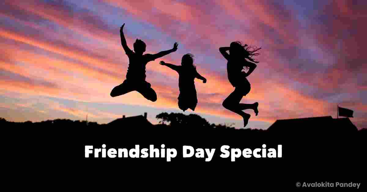 Friendship Day Special: Let's go down memory lane and re-live the moment!